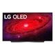 LG OLED77CXPUA 77 OLED 4K UHD ThinQ AI TV with A9 Gen 3 Intelligent Processor