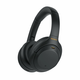 Sony WH-1000XM4 Wireless Noise-Cancelling Over-Ear Headphones (Black)