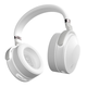 Yamaha YH-E700AWH Wireless Noise-Cancelling Over-Ear Headphones (White)