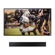 Samsung QN75LST7TA 75 The Terrace QLED 4K UHD Outdoor Smart TV with HW-LST70T The Terrace Sound Bar