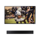 Samsung QN65LST7TA 65 The Terrace QLED 4K UHD Outdoor Smart TV with HW-LST70T The Terrace Sound Bar