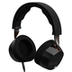 Audiofly AF240 Over-Ear Headphones With Mic (Black)