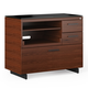 BDI Sequel 20 6117 Multifunction Cabinet (Chocolate/Black)