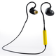Kicker EB300 Bluetooth Sports Earbuds (Black/Yellow)