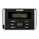 Kicker 46KMC3 Marine-Grade Stereo Receiver with Built-In Amplifier