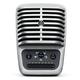 Shure MV51 Digital Large Diaphragm Condenser Microphone (Silver)