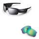 Bose Tempo Sports Bluetooth Audio Sunglass Frames with Replacement Lenses (Trail Blue)