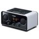 Yamaha TSX-B72 Desktop Audio System With Alarm/Radio/Bluetooth (White)