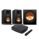 Klipsch Reference Premiere HD Wireless 2.1 Monitor System with HD Control Center