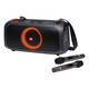 JBL PartyBox On-the-Go Powerful Portable Bluetooth Party Speaker with Dynamic Light Show