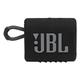 JBL GO 3 Portable Bluetooth Waterproof Speaker (Black)