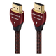 AudioQuest Cinnamon 48 8K-10K 48Gbps HDMI Cable - 7.38 ft. (2.25m)
