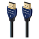 AudioQuest BlueBerry 4K-8K 18Gbps HDMI Cable - 7.38 ft. (2.25m)