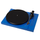 Pro-Ject Debut Carbon DC Turntable With Ortofon 2M Red Cartridge (Blue)