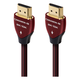 AudioQuest Cinnamon 48 8K-10K 48Gbps PVC HDMI Cable - 9.84 ft. (3m)