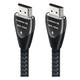 AudioQuest Carbon 48 8K-10K 48Gbps HDMI Cable - 7.38 ft. (2.25m)