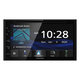 Kenwood DDX57S 6.8 Capacitive Screen DVD Receiver with Car Play, Android Auto, Bluetooth
