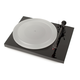 Pro-Ject Debut Carbon DC Esprit SB 3-Speed Turntable With Ortofon 2M Red Cartridge (Glossy Black)
