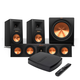 Klipsch Reference Premiere HD Wireless 3.1 Monitor Speaker System with HD Control Center