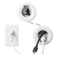 Sanus In-Wall Cable Management Kit