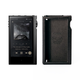 Astell & Kern KANN ALPHA Dual DAC Music Player with Leather Protective Case (Black)