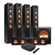 Klipsch Reference Premiere HD Wireless 5.1 Floorstanding Speaker System with HD Control Center