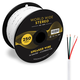 World Wide Stereo 14-Gauge, 4-Conductor Speaker Wire - 250 Feet