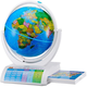 Oregon Scientific SG338R SmartGlobe Explorer Augmented Reality Educational Globe with Wireless Bluetooth Pen (White)