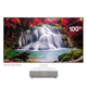 Epson 100  EpiqVision Ultra LS500 4K Pro-UHD Laser Projection TV (White)