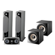 Focal Chora 3.2.2 Channel Dolby Atmos Home Theater System (Black)