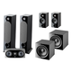 Focal Chora 5.2 Channel Home Theater System (Black)