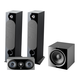 Focal Chora 3.1 Channel Home Theater System (Black)