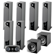 Focal Chora 7.2.6 Channel Dolby Atmos Home Theater System (Black)