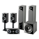Focal Chora 5.1.2 Channel Dolby Atmos Surround Sound Speaker Package