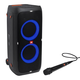JBL PartyBox 310 Bluetooth Portable Party Speaker with Wired Dynamic Vocal Mic
