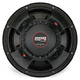 Kicker 43CVR124 12 CompVR 400-Watt Dual 4-Ohm Voice Coil Subwoofer