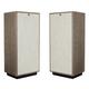 Klipsch Forte IV Heritage Series 3-Way 12 Horn-Loaded Loudspeakers - Pair (Distrissed Oak)
