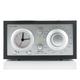 Tivoli Audio Model Three BT AM/FM Bluetooth Clock Radio (Black Silver)