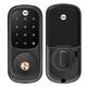 Yale Locks Assure Lock Touchscreen Deadbolt (Black Suede)