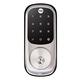 Yale Locks Assure Lock Wi-Fi and Bluetooth Touchscreen Deadbolt (Satin Nickel)