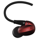 NUFORCE HEM2 High-Resolution In-Ear Headphones (Red)