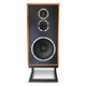 KLH Model Five 3-way 10-inch Acoustic Suspension Floorstanding Speaker - Each (Mahogany)