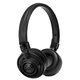 Master & Dynamic MH30 Foldable On-Ear Headphones (Black)