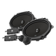 JBL Stadium 862CF 6 x 8 (147mm x 205mm) Two-Way Component Speaker System