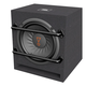 JBL BassPro Series Powered 8 Subwoofer Enclosure with Sub Level Control - Each