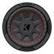Kicker 48CWRT674 CompRT 6.75 4-Ohm DVC Subwoofer