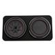 Kicker 48TCWRT102 CompRT Dual 10 2-Ohm Subwoofer Enclosure