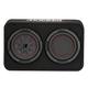 Kicker 48TCWRT82 CompRT Dual 8 2-Ohm Subwoofer Enclosure