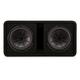 Kicker 48DCWR102 CompR Dual 10 2-Ohm Subwoofer Enclosure