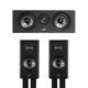 Polk Audio Reserve 3.0 Channel Compact Home Theater Speaker Bundle (Black)